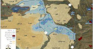 IOA confisca terre a Qalqilya e prepara area per costruire una strada nella Valle del Giordano