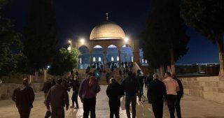 Gerusalemme, riparte la campagna Grande Fajr a al-Aqsa