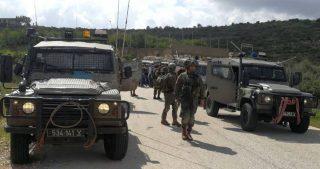 IOF feriscono ed arrestano minorenne palestinese a Ramallah