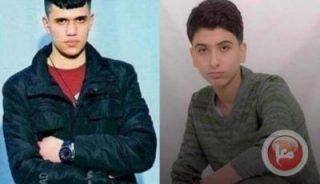 Condanne durissime per 2 ragazzi palestinesi coinvolti in un attacco con il coltello
