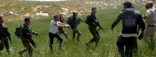 Palestinese ferito in attacco israeliano nel sud di Nablus