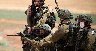 IOF aggredisce manifestanti palestinesi vicino a Gerico