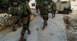 IOF rapiscono due palestinesi: uno è un bambino di 10 anni