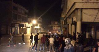 """Violenti scontri tra autoctoni palestinesi e soldati israeliani alla """"Tomba di Giuseppe"""""""