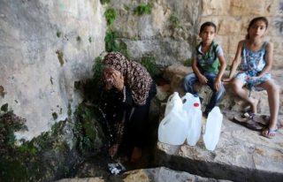 Annettere gli acquiferi: Israele e la crisi idrica nella Palestina occupata