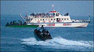 Dieci anni fa, l'attacco alla Freedom Flotilla