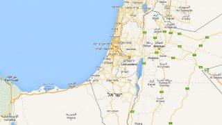 Palestina inesistente: le mappe coloniali di Google Maps?