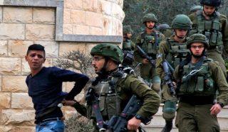 Le forze di occupazione invadono al-Isawiya e si scontrano con i giovani locali