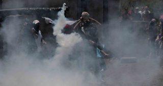 Oltre 20 palestinesi feriti dalle IOF in Cisgiordania