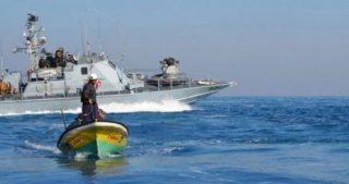 Marina israeliana attacca pescatori gazawi