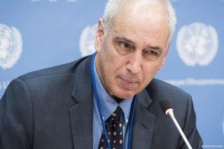 Esperto delle Nazioni Unite critica le continue punizioni collettive di Israele ai danni dei palestinesi