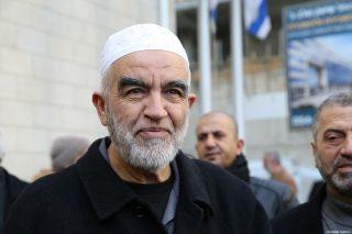Israele conferma pena detentiva contro shaykh Raed Salah