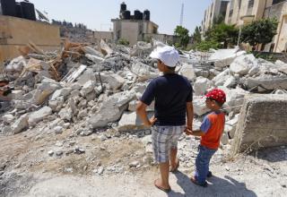 Israele demolirà 30 case e strutture palestinesi a Gerusalemme Est