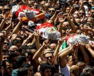 """Rapporto: """"Le forze israeliane hanno ucciso 27 palestinesi e ne hanno feriti 1070 nella prima metà del 2020″"""