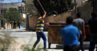 Palestinese ferito dalle IOF durante marcia a Kafr Qaddum