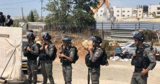 Tre case palestinesi demolite a Gerusalemme