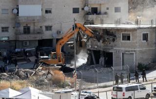 Migliaia di case palestinesi a Gerusalemme Est sono a rischio di demolizione