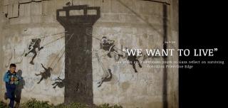 """""""Vogliamo vivere"""""""