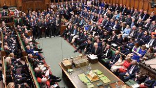 Parlamento britannico chiede riconoscimento dello Stato di Palestina