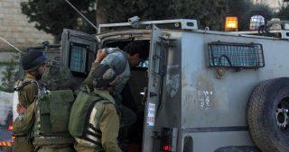 IOF arrestano due cittadini palestinesi ed i loro figli
