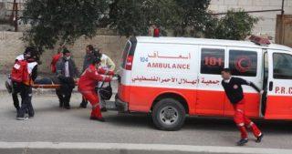 Lavoratore palestinese investito da un'auto di un colono israeliano