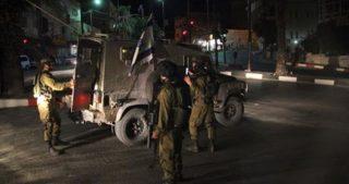Cisgiordania, 2 Palestinesi feriti e un giovane arrestato