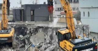 Israele demolisce casa palestinese a Lod