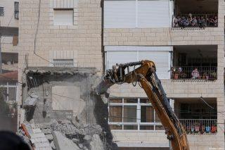 Rapporto: Israele ha demolito 51 strutture palestinesi a Gerusalemme ad agosto