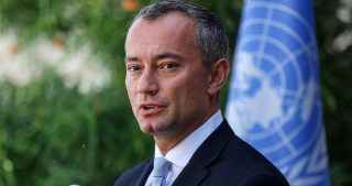 Hamas discute sollevamento dell'embargo su Gaza con Miladinov