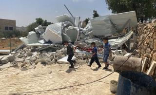 Missioni della UE esprimono preoccupazione per le demolizioni israeliane