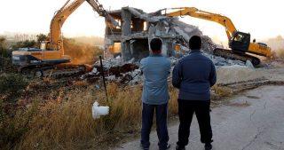 OCHA: le forze di occupazione demoliscono 33 strutture palestinesi nelle ultime due settimane