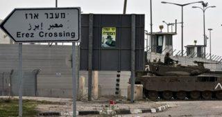 Gazawi malato di cancro arrestato al valico di Beit Hanoun