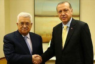 Abbas chiede aiuto alla Turchia per riconciliazione interna e elezioni