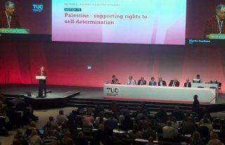 Il principale sindacato del Regno Unito approva una mozione anti-apartheid contro Israele
