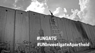 Mobilizzazione globale per investigazione ONU su Apartheid israeliano
