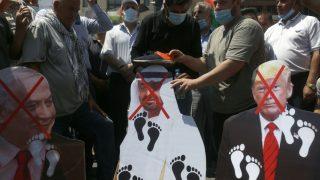 """I palestinesi si uniscono mentre gli Stati arabi """"normalizzano"""" le relazioni con Israele"""