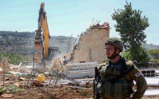 ONU: le demolizioni illegali in Cisgiordania sono aumentate durante il COVID-19