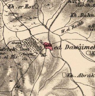 Le lacrime di Al-Dawayima