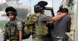 Due minorenni palestinesi arrestati a Gerusalemme