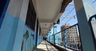 IOF demoliscono scuola costruita con fondi UE ad est di Ramallah