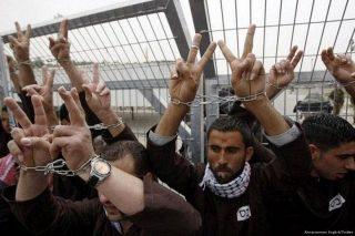 Israele ha arrestato 341 palestinesi a settembre