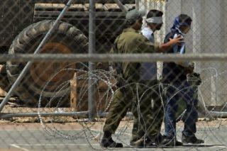 Un malato di cancro tra i cittadini palestinesi arrestati dalle IOF
