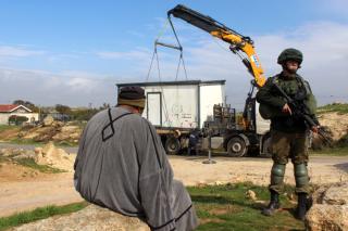 OCHA: a settembre, Israele ha demolito o sequestrato 76 edifici palestinesi, dislocando 136 persone e danneggiandone altre 300