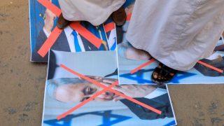 Con un occhio alla normalizzazione, l'Arabia Saudita si unisce all'assalto della storia palestinese