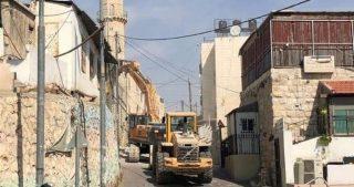 IOA sfollano famiglia dopo aver demolito la loro casa a Sur Baher