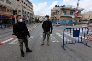 Rapporto della Banca Mondiale sull'economia della Palestina nel 2020