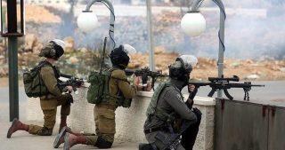 Minorenne palestinese ferito dalle IOF vicino a Ramallah