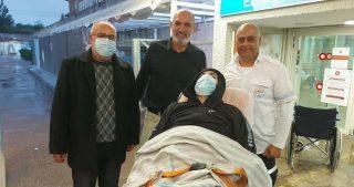 Dopo mesi di sciopero della fame, Israele rilascia il prigioniero Maher al-Akhras