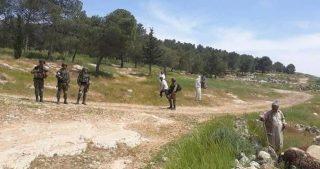 Coloni aggrediscono autoctoni palestinesi nel distretto di Nablus