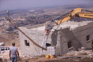 Israele demolisce 11 case palestinesi in Cisgiordania